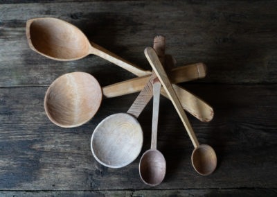Spoons and ladles